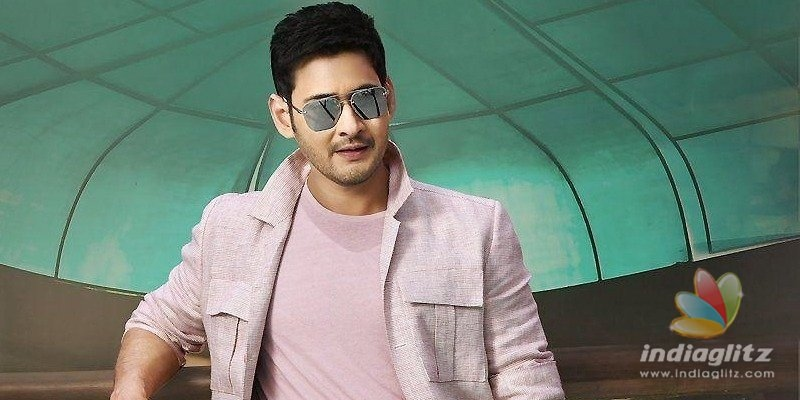 Mahesh Babu shares best pic
