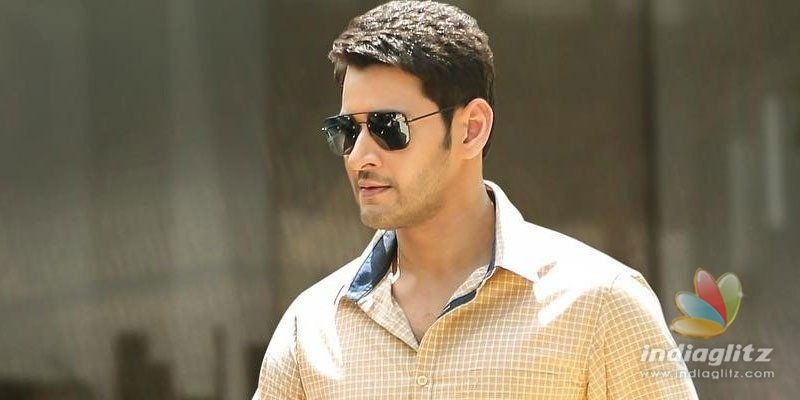 Mahesh Babu, only Telugu superstar to support #BlackOutTuesday