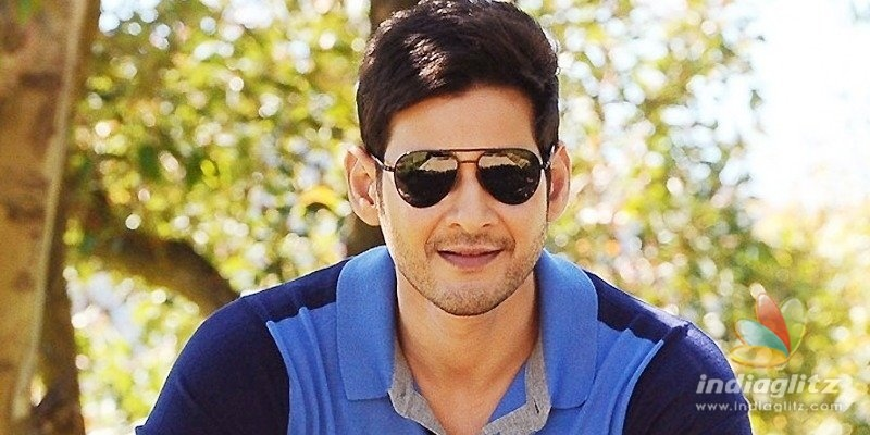 Pic Talk: Mahesh Babu shows strength by posting a macho pic