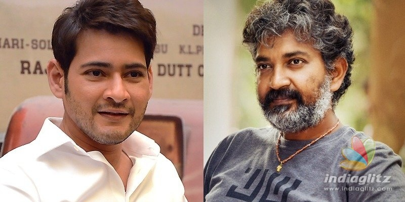 Mahesh opens up on film with Rajamouli