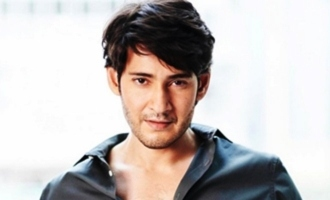 Congress MP has a BTS chat with Mahesh Babu