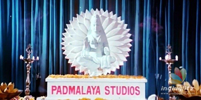 Mahesh Babu celebrates 50 years of Padmalaya Studios