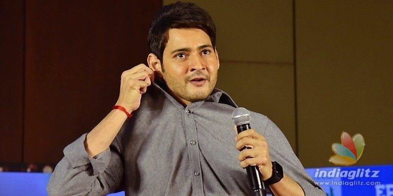 Maharshi is biggest hit, says Mahesh raising his collar