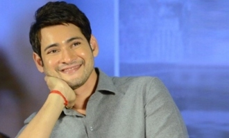 We have a curfew at home: Mahesh Babu