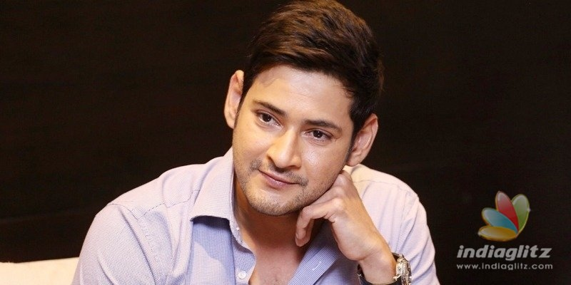 Look what Mahesh Babu is reading these days!