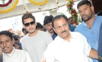 Mahesh Babu Launches The Chennai Sliks @ Kukatpally