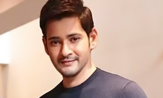Parvin Bibi extremely happy on meeting Mahesh Babu