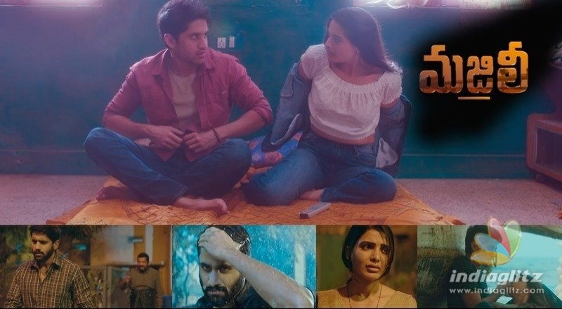 Majili Trailer: A Coming-Of-Age Grim Tale