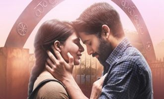ChaySam convey emotions in 'Majili' poster