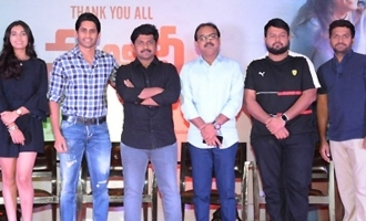 'Majili' Grand Success Meet