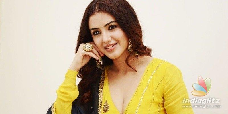 RED has me in a mature role: Malvika Sharma