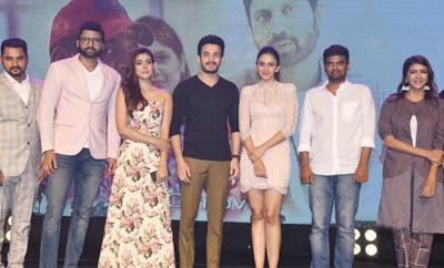 'Malli Raava' Pre Release Event
