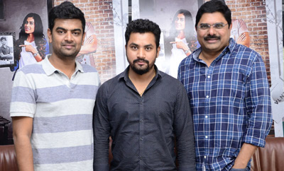 'Malli Raava' Press Meet
