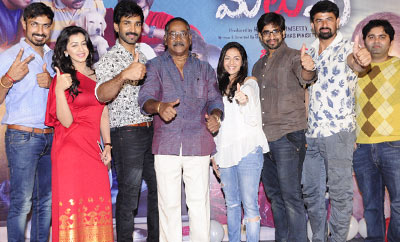 'Malupu' Success Meet