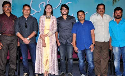 'Mama O Chandamama' Press Meet