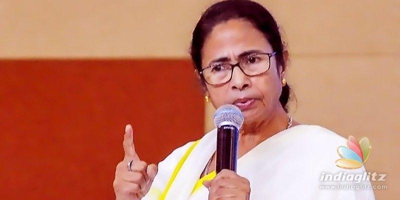 If jailed, I will see it as freedom struggle: Mamata Banerjee