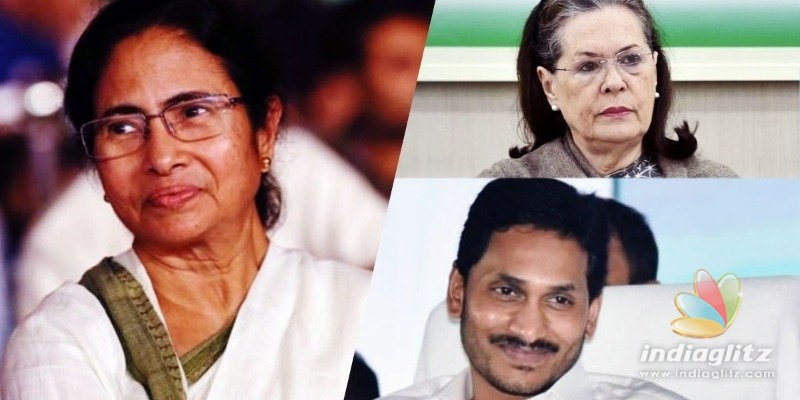 Mamata Banerjee writes a letter to Jagan, Sonia & 8 other leaders