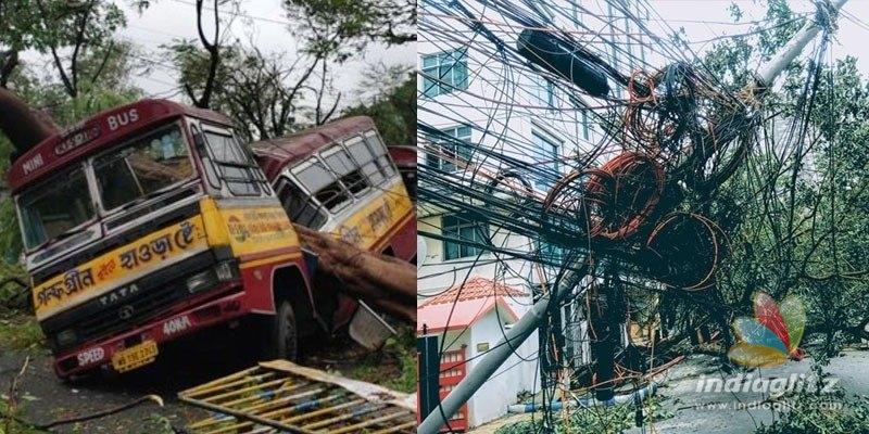 Cyclone Amphan has caused Rs 1 lakh crore loss: Mamata Banerjee