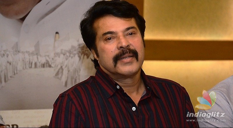 Yatra is true to YSRs personality: Mammootty