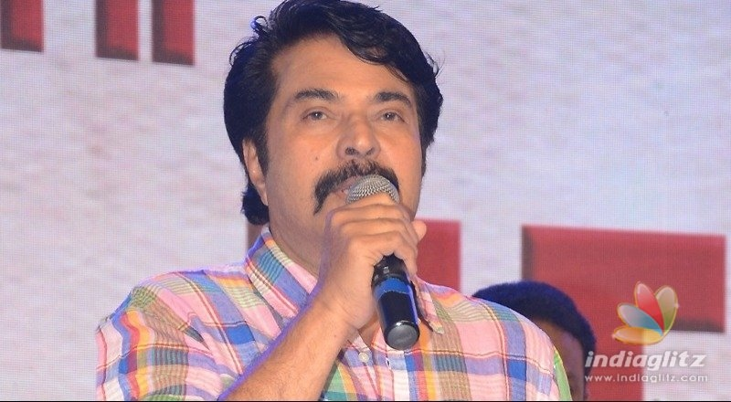 I wondered if Yatra is about investigation into YSRs death: Mammootty