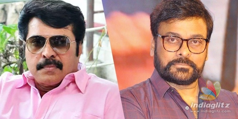 Mammootty to unveil Mega Motion Poster on eve of Chiranjeevis birthday