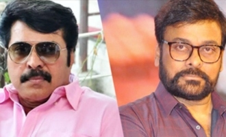 Mammootty to unveil Mega Motion Poster on eve of Chiranjeevi's birthday