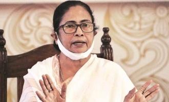 Ready to touch Modi's feet: Mamata Banerjee