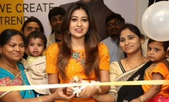 Manali Rathod Launches BE YOU Family Salon and Bridal Studio