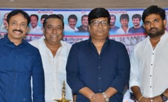 Manam Saitham Press Meet