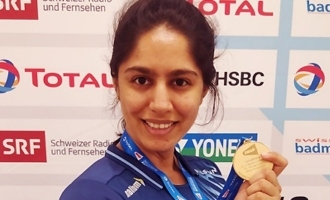 Manasa Joshi, other para-badminton champs make India proud