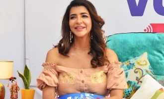My talk show 'Feet Up With The Stars' is unique: Lakshmi Manchu