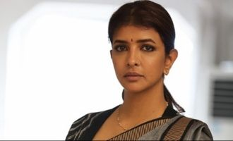 Lakshmi Manchu angry due to undue delay