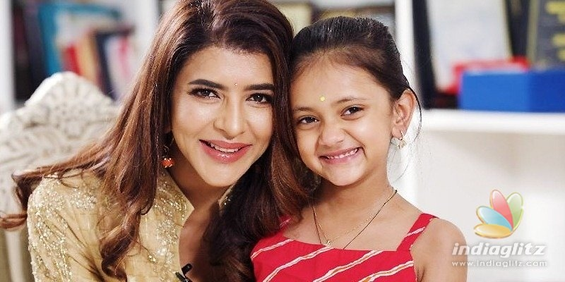 Lakshmi Manchus daughter debuts as singer
