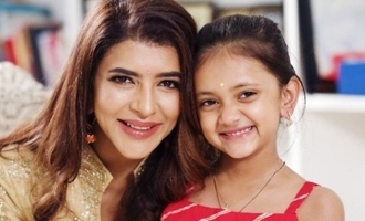 Lakshmi Manchu's daughter debuts as singer