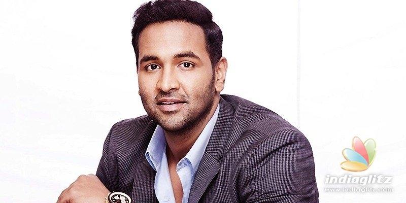 Vishnu Manchus thriller being shot in Los Angeles