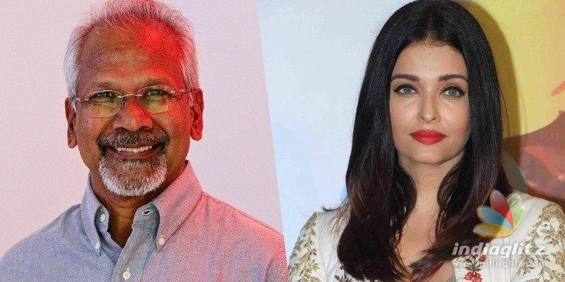 Mani Ratnam to resume shoot with Aishwarya Rai?