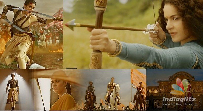 Manikarnika Trailer: A battle for motherland