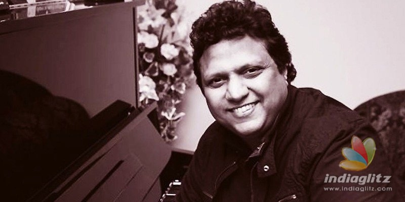 Mani Sharma starts work on Chiranjeevi starrer