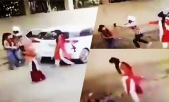 Man kills 21-year-old Nikita, CCTV footage captures shocking incident