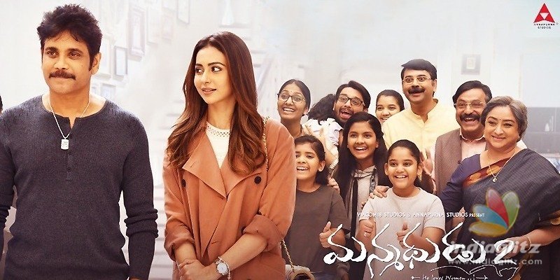 Here is the story of Manmadhudu-2