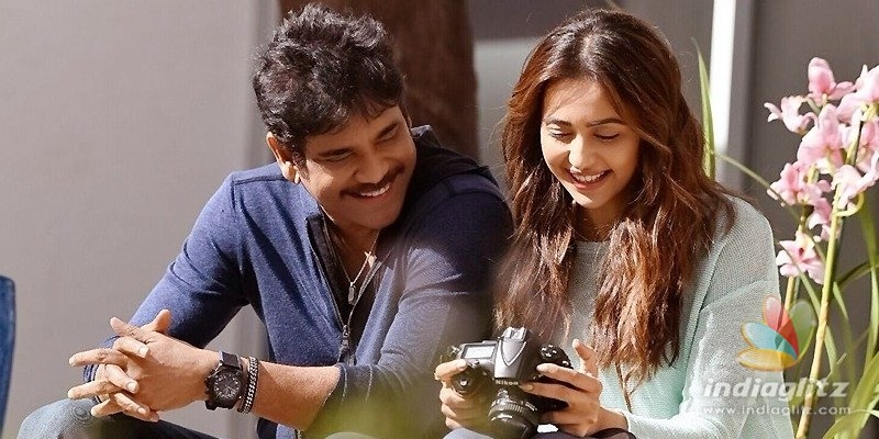 Manmadhudu-2': Team done with Portugal schedule