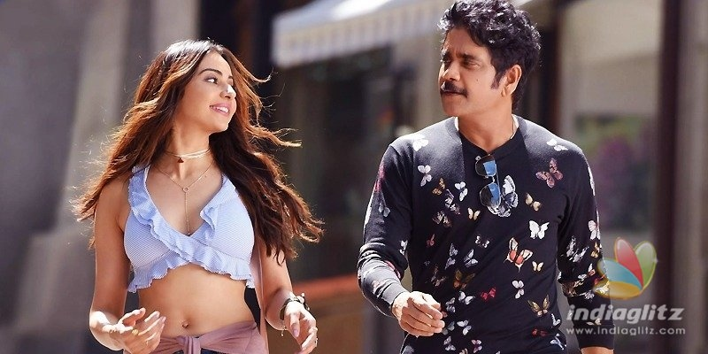 Manmadhudu-2 stickers capture different moods