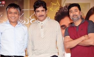 'Manmadhudu 2' Trailer Launch