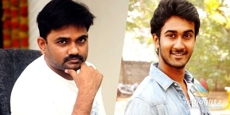 Maruthi takes up a quick film with Santosh Shoban
