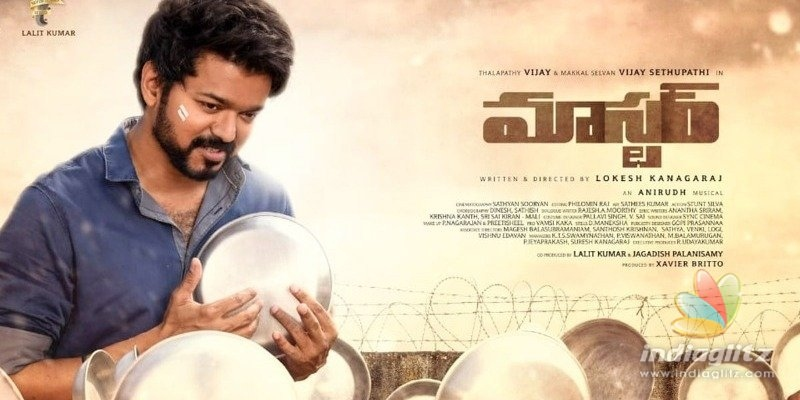 Master: Telugu version pulls off a massive feat in two days