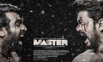 Vijay & Vijay are ferocious in 'Master' look