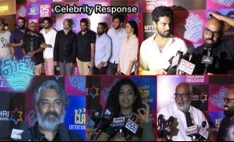 Mathu Vadalara Celebrity Response