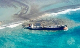 Mauritius: Emergency imposed after oil spill continues non-stop