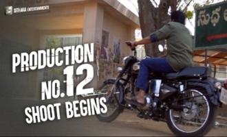 Pawan Kalyan - Rana Film Begins Shoot