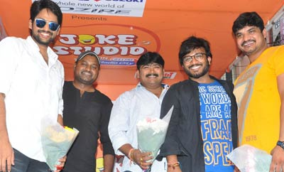 Maya Mall Team @ Radio City Joke Studio